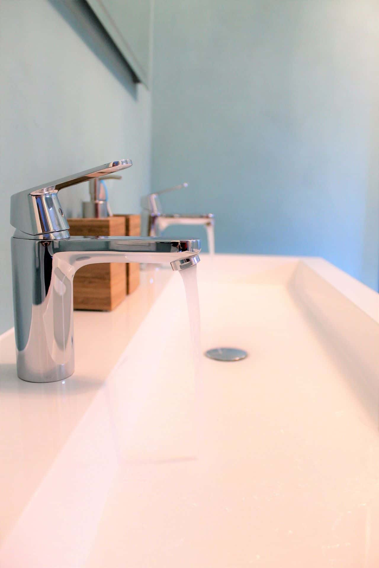 betonlook badkamer, badkamer betonlook