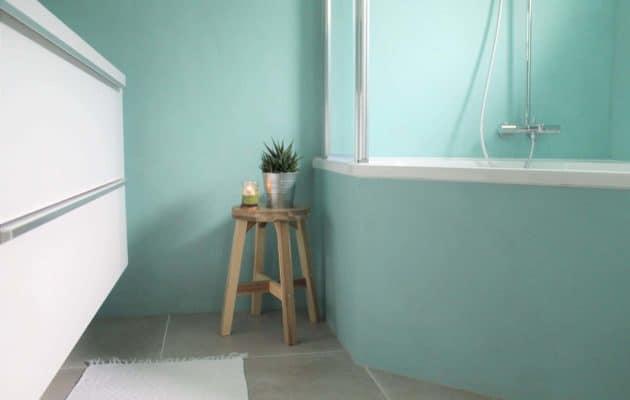 Betonlook badkamer nadelen