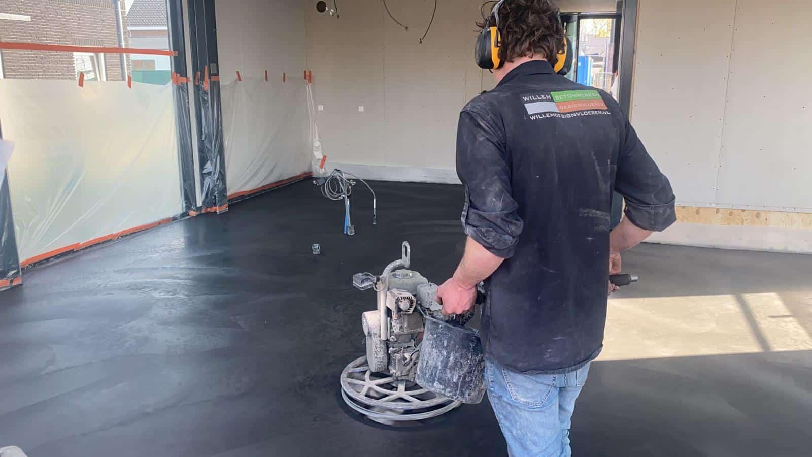 Vacature betonvloerenlegger, betonvloerenlegger
