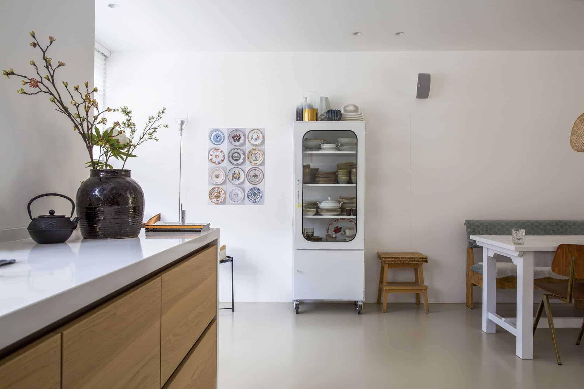 betonlook gietvloeren, pu gietvloer interieur, interieur gietvloer