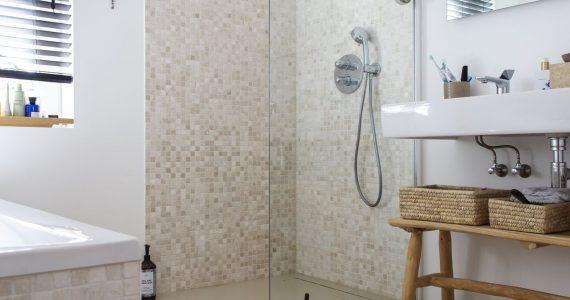 pu vloer badkamer, badkamer gietvloer