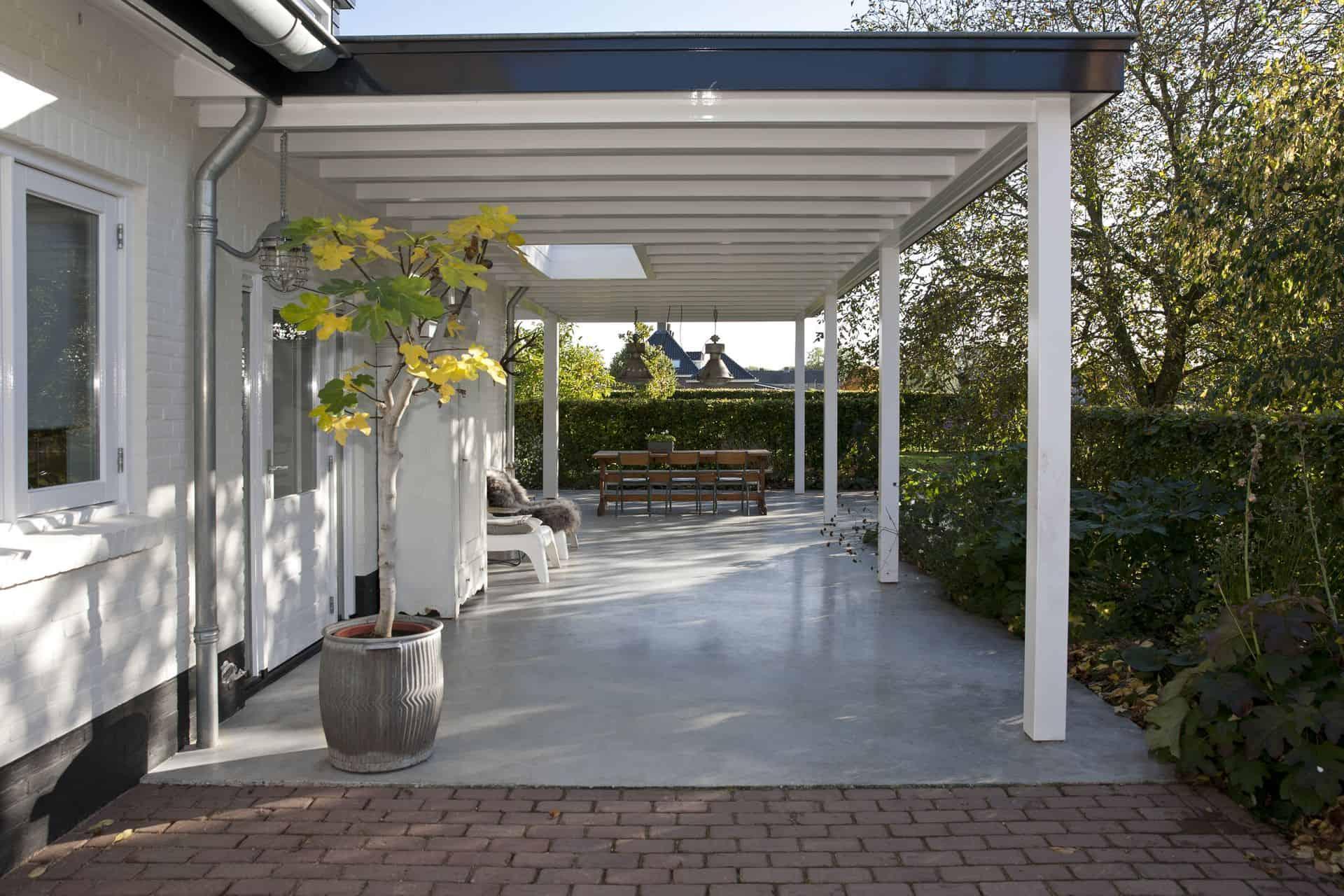 betonnen terras, beton terras, beton terras design