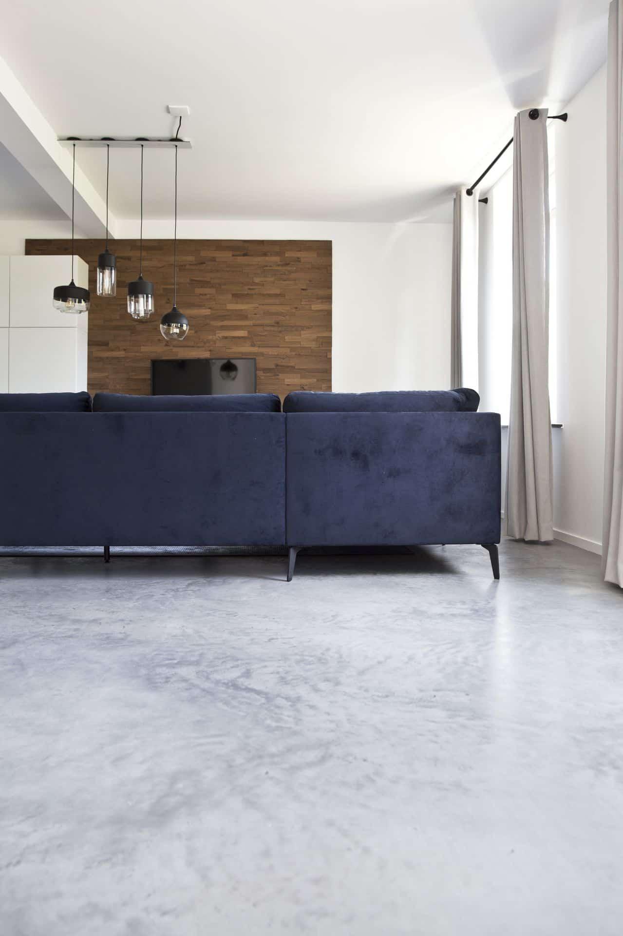 gevlinderde betonvloer impregneren