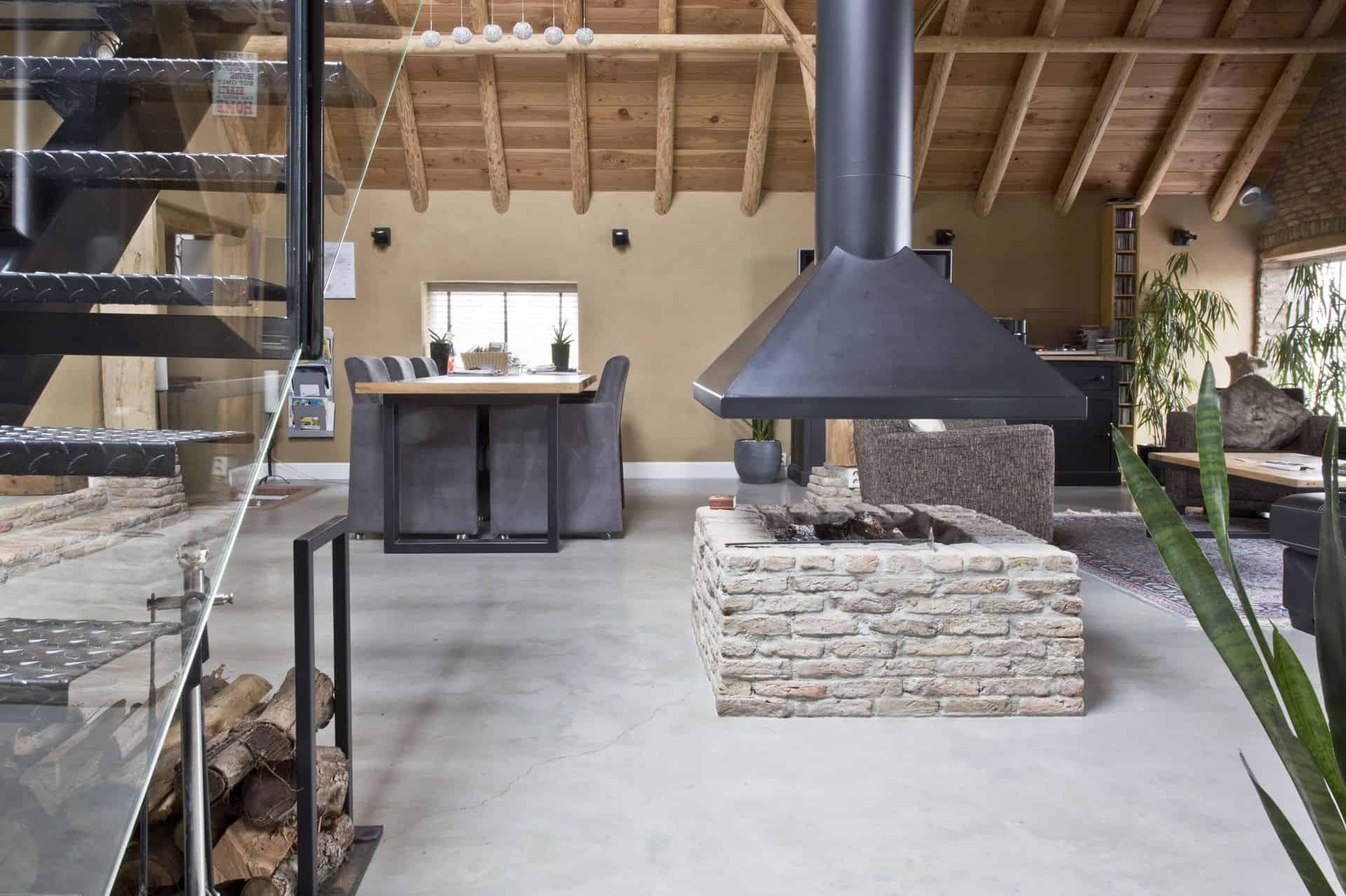 Beton gevlinderd, gevlinderd beton
