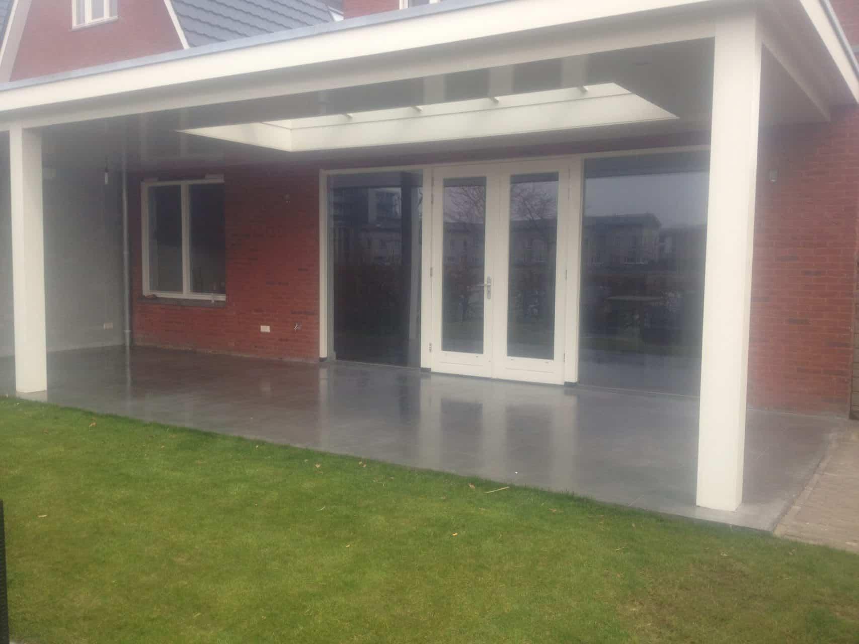 Beton terras design in vele kleuren willem designvloeren - Beelden van verandas ...
