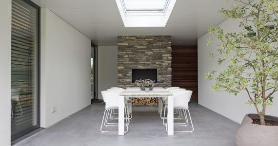 beton terras overkapping
