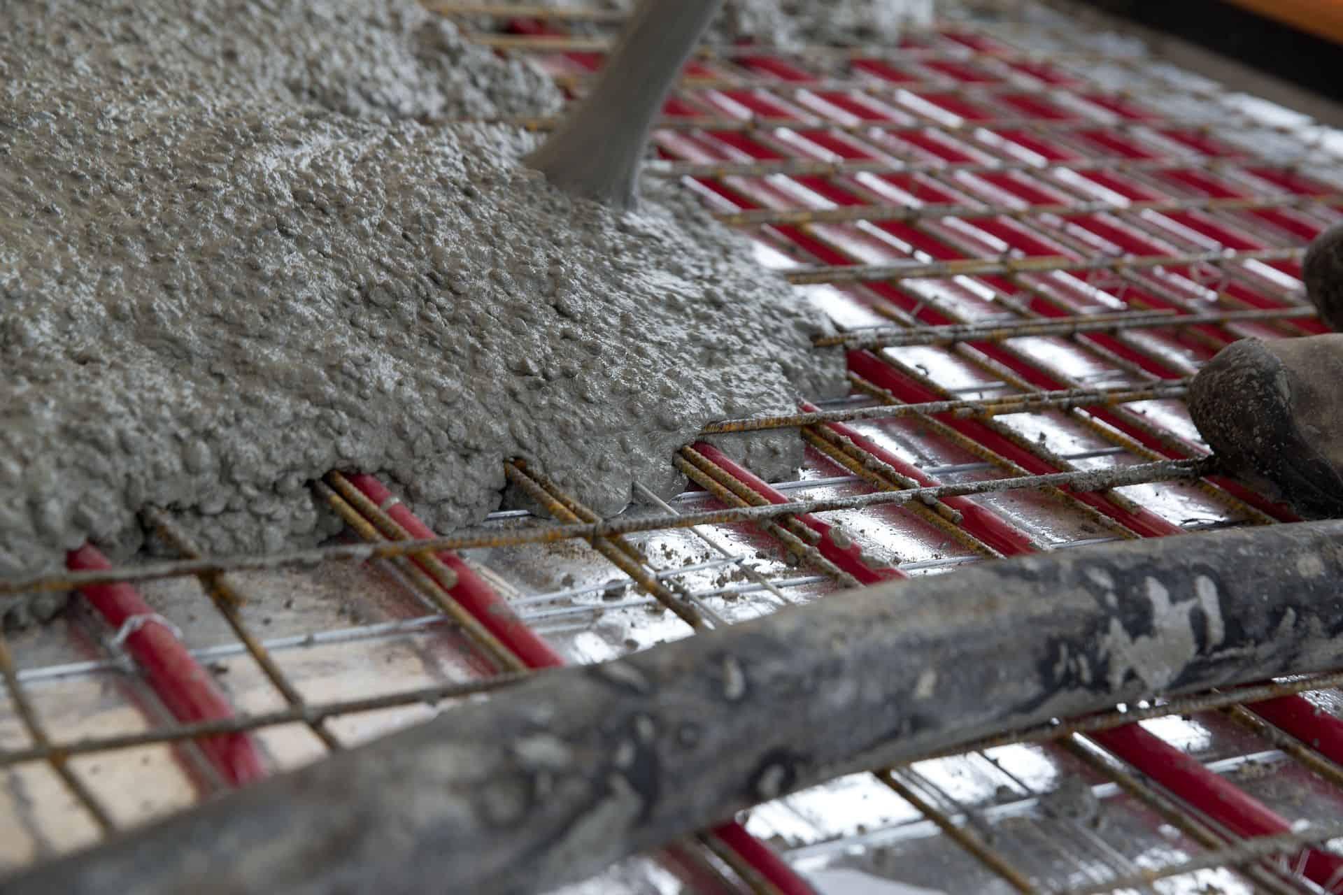storten designbetonvloer, design betonvloer