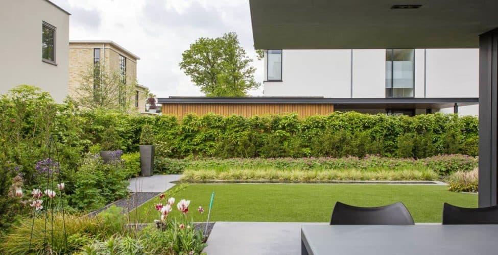 Gevlinderde betonvloer buiten in Eindhoven Willem Design Vloeren