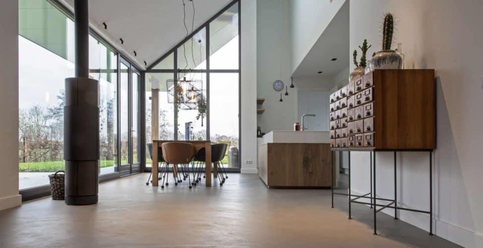 beton ciré vloer kosten