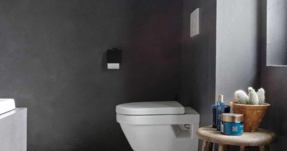 beton ciré badkamer, badkamer beton ciré
