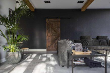 Gevlinderde woonbeton vloer in Steenderen