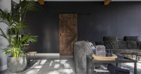 betonvloer woonkamer, betonvloer met vloerverwarming