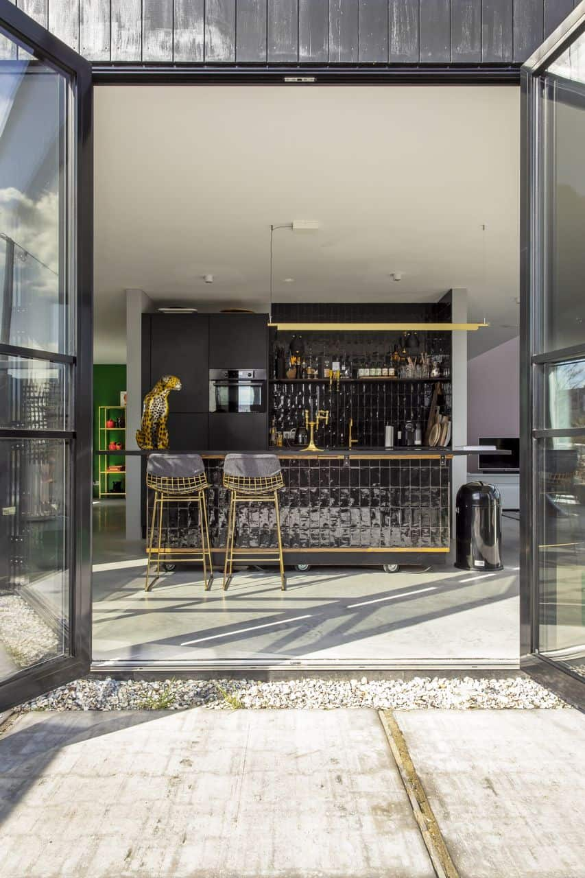 betonvloer in huis, betonvloer in woning, betonvloer begane grond, betonvloer in keuken