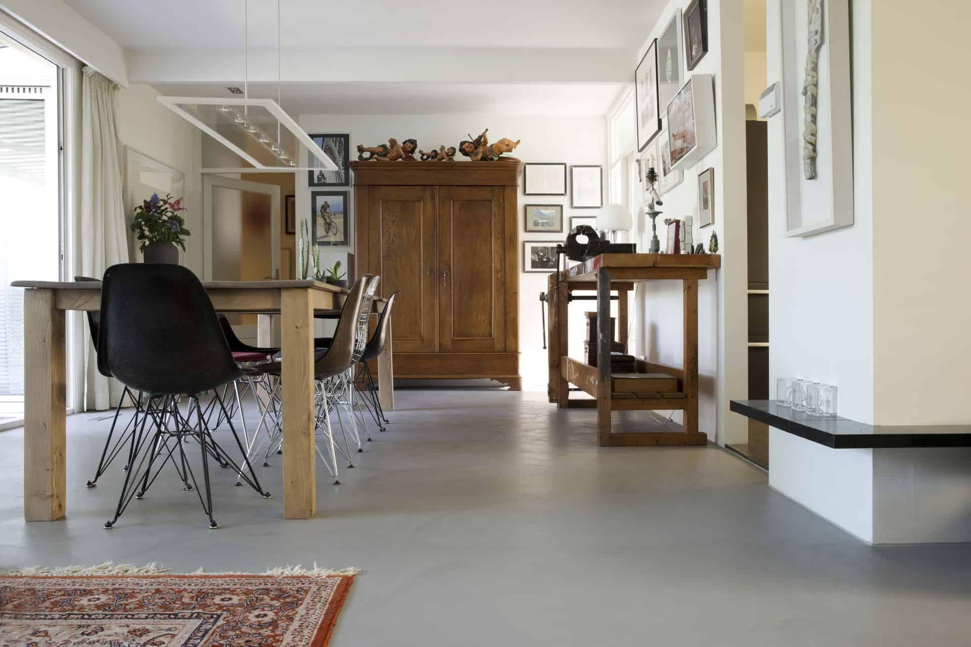 betonlook vloeren, beton look