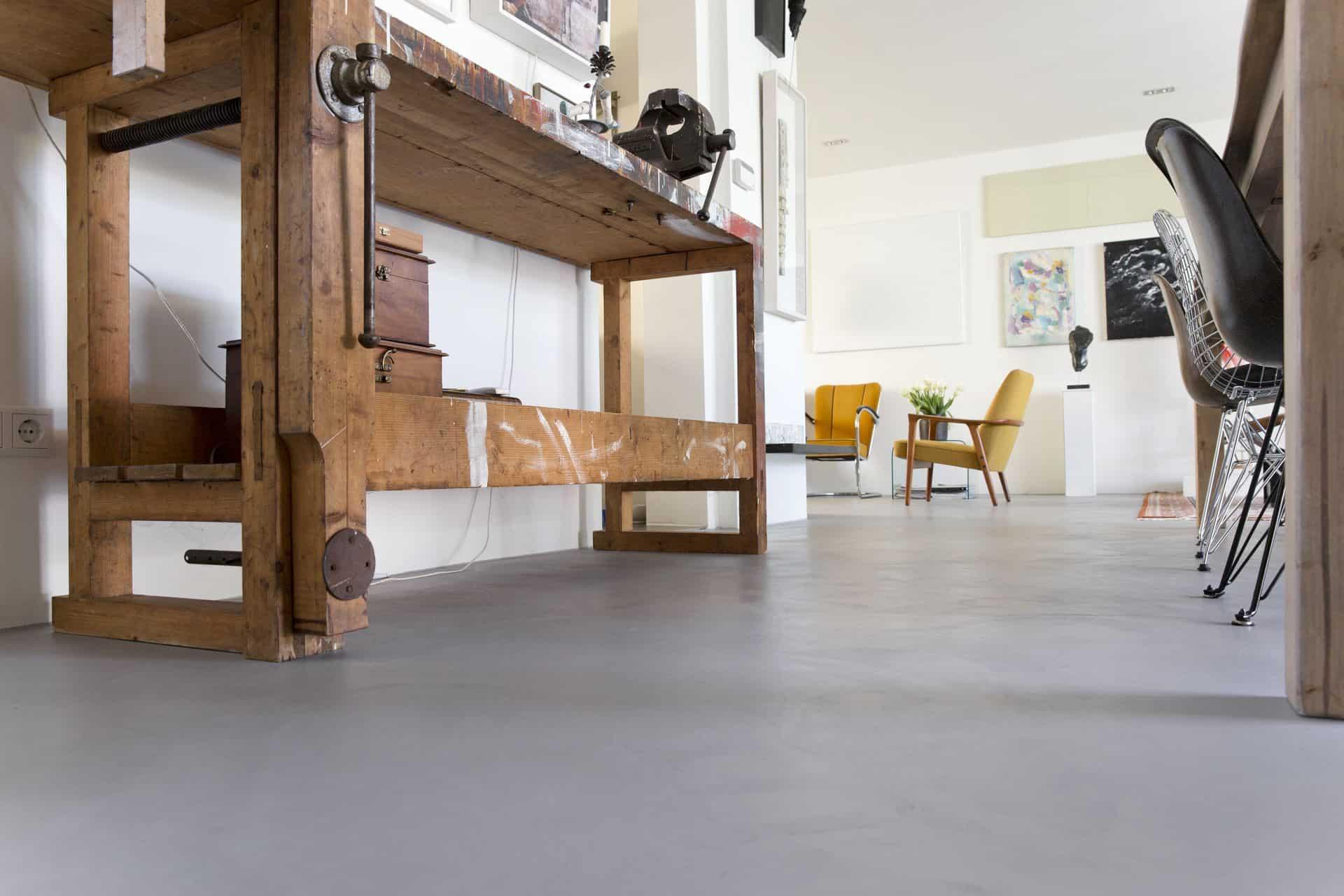 beton ciré prijzen, Beton Cire vloer, betonlook vloer