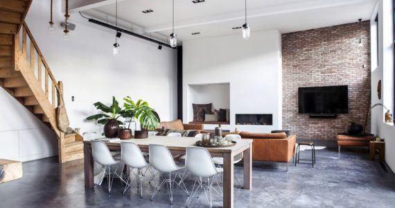 Design betonvloer, Betonvloeren, Beton design