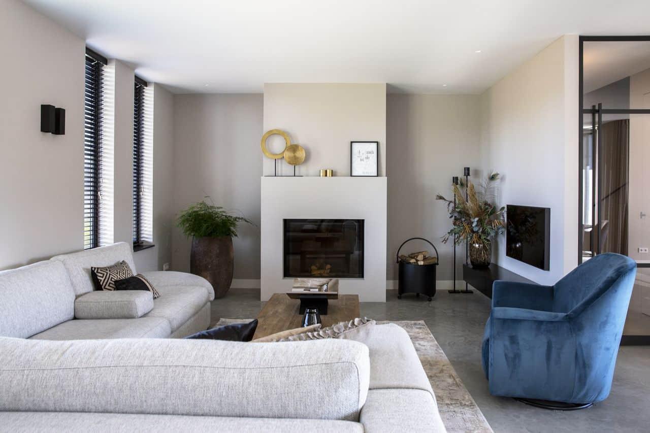 betonvloer woonkamer kosten, inspiratie woonkamer, woonkamerinspiratie, betonnen vloer huiskamer, zithoek