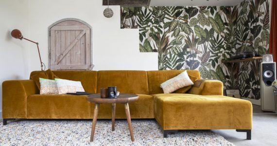 Dikte betonvloer woonkamer
