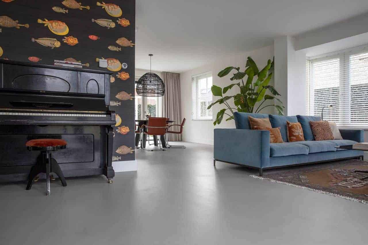 beton ciré vloer, betonlook woonkamer, betonlook vloer woonkamer, beton cire woonkamer, beton cire vloer woonkamer