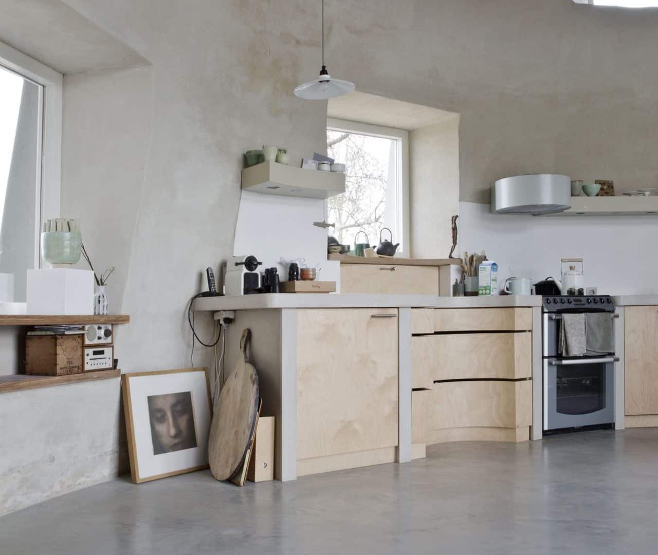 Woonbeton- Willem Designvloeren