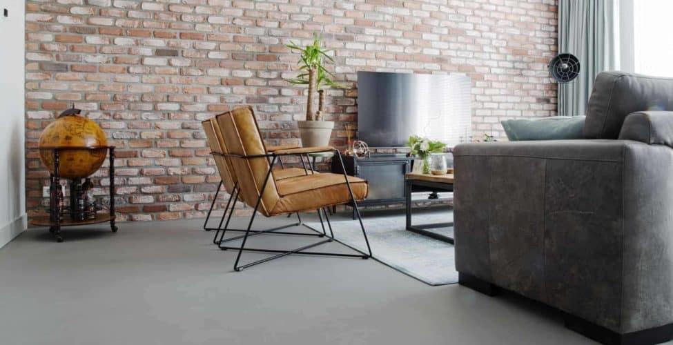 beton ciré vloer, betonlook, betonlook vloer