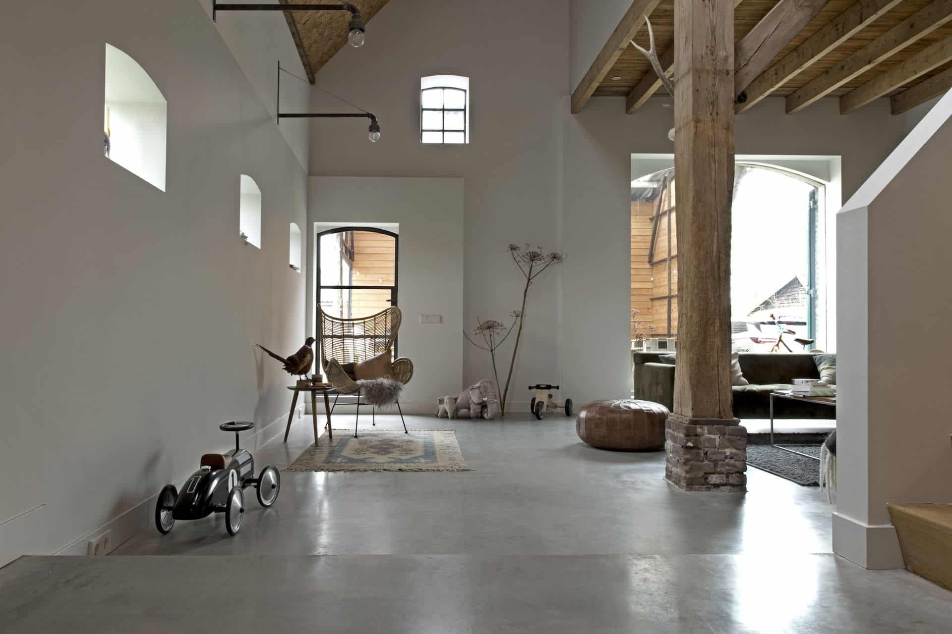 Design betonvloer, Beton design, Betonvloeren, Betonnen vloeren