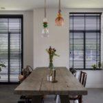 Gevlinderde woonbeton vloer in huis