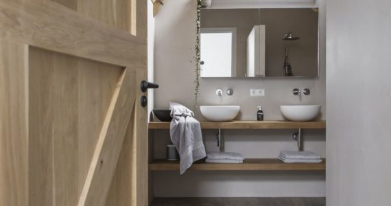 betonvloer badkamer Willem Designvloeren