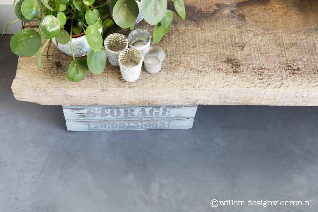 Gevlinderde betonvloer Wijchen